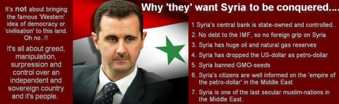 america lies syrie